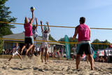 dutch national beach volley team - 1984860