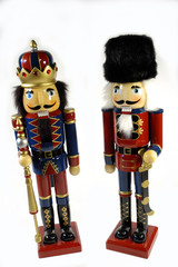 pair of nutcrackers