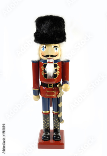 traditional german nutcracker