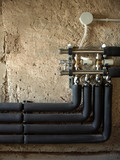 insulated pipes poster