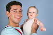father with baby 3