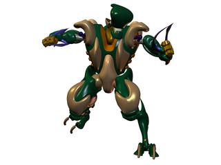 robot helix