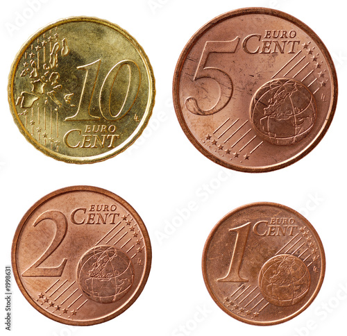 full euro coins set - part 2