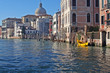 canal grande of  venice italy