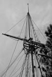 monochrome mast poster