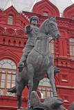 maréchal joukov poster