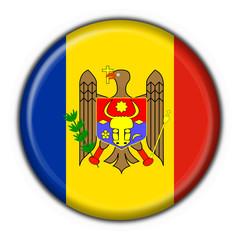 bottone bandiera moldova - moldavia flag