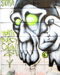 graffiti head
