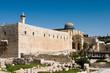 al aqsa mosque in old city of jerusalem, israel