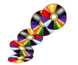 cd/dvd duplication poster