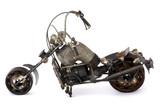 scrap motorcycle model poster