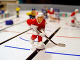hockey game poster