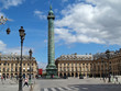 place vendome, in paris