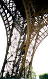 eiffel tower 01 poster