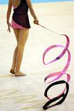 generic ribbon gym 01 poster