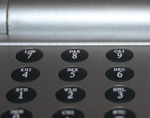 numbers on calculator