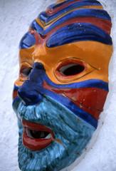 la maschera di capri
