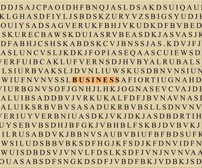 crossword-business