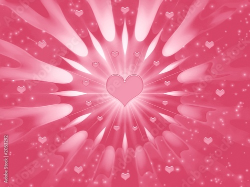 rosy  background for holidays - valentines day