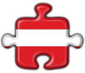 bottone puzzle austriaco - austria flag