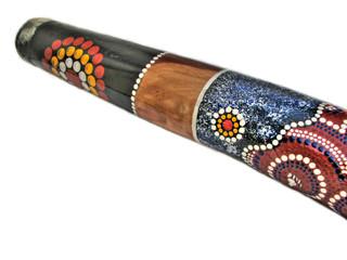 didgeridoo upper part