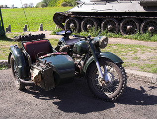 bike from ii world war