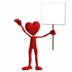 valentine - sign