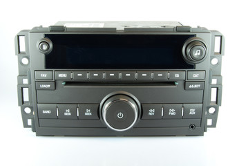 2007 factory gm radio