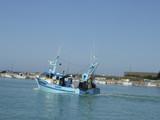 Fototapety retour de pêche