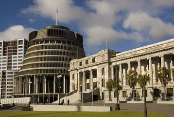 parliament buildings, wellington