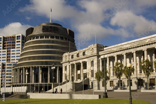 parliament buildings, wellington - 2067828