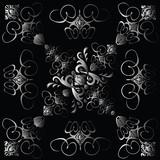 flower tile gothic 4 gradient poster