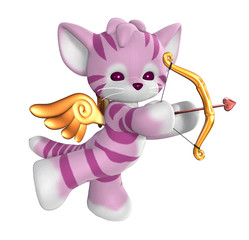 cupid kitty