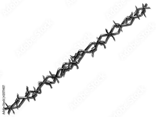 stacheldraht-armband