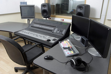 sound editing unit