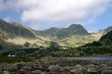 high peaks