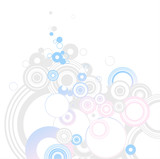 Fototapety circle background