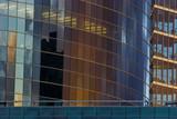 office skyscraper building facade poster