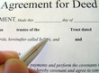 deed agreement