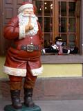 mlčanie Santa Claus