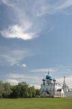 nativity of the virgin cathedral. suzdal kremlin poster