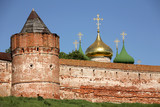 saviour-euthimiev monastery-fortress in suzdal (ru poster