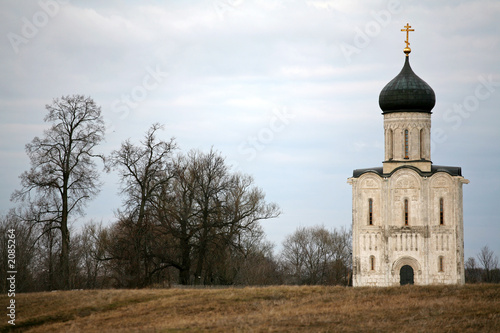 church of the intercession of the virgin on the ne