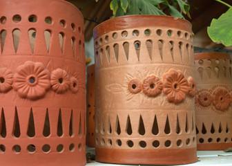 clay pots 3