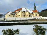 kloster in der stadt
