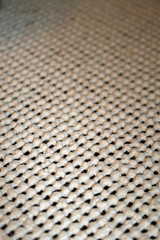 rubber place mat