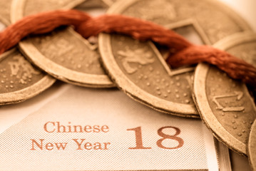 stock photo of chinese new year - february 18th