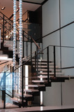 modern staircase poster