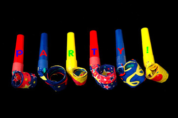 party blowers