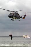 rescue at the north sea poster
